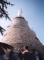 Lady of Lebanon