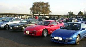 Cars at Goodwood
