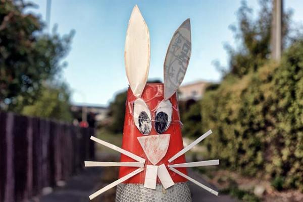 bunny cone