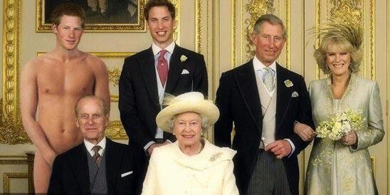 Royal family take 2