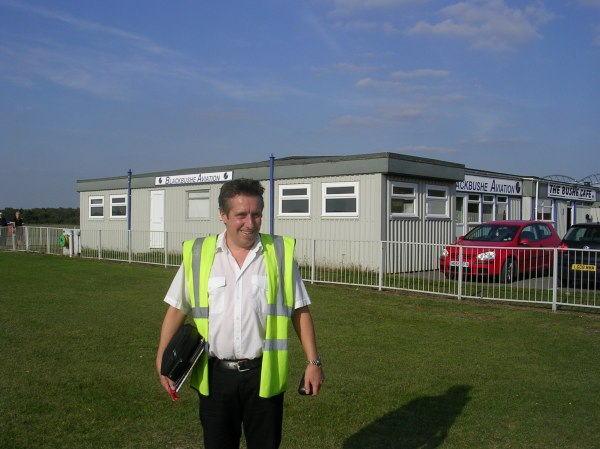 Instructor Barry