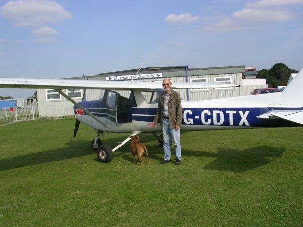Nice plane Dad